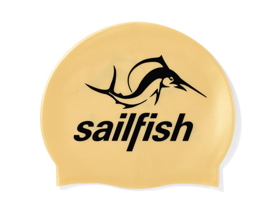 sailfish Czepek Silikonowy gold