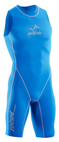 sailfish Strój Swimskin Męski Rebel Team Men blue Rozmiar M