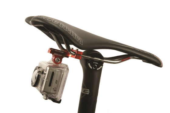 K-Edge Uchwyt GO BIG Pro Saddle Rail Mount black
