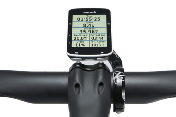 K-Edge Uchwyt Garmin Pro Mount 31.8 mm black