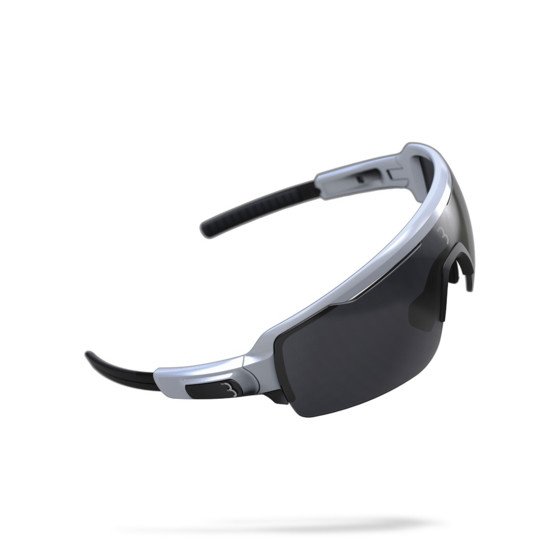 BSG-61 BBB Cycling Okulary Rowerowe Commander glossy white