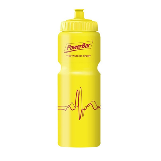 PowerBar Bidon Cycling bottle, yellow 750 ml