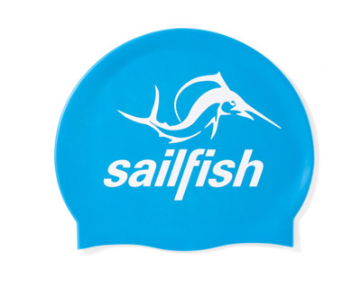 sailfish Czepek Silikonowy blue