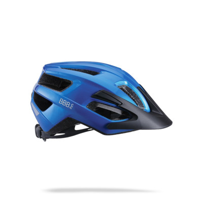 BBB Cycling Kask Rowerowy Kite glossy blue