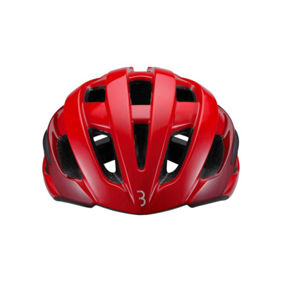 BBB BHE-151 Kask Hawk glossy red