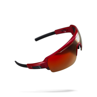 BBB Cycling Okulary Rowerowe Commander glossy red BSG-61