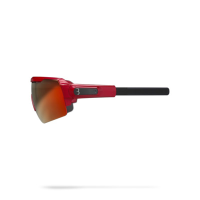BSG-61 BBB Cycling Okulary Rowerowe Commander glossy red