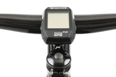 K-Edge Uchwyt Fixed Sigma Stem Mount black