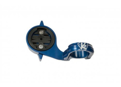 K-Edge Uchwyt TT Mount for Garmin blue