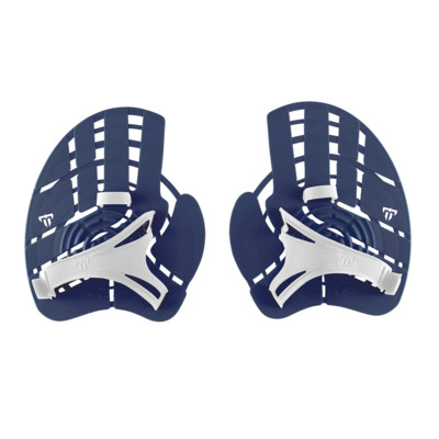 Phelps Wiosełka Treningowe Strength Paddle navy blue/white